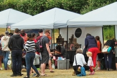 2018 Canada Day local craft booths  (photo from SPN)