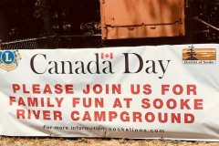 Our new Canada Day banner