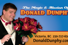 2019 - Magician & Illusionist Donald Dunphy