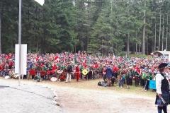 2019 Scouts Jamboree opening ceremony