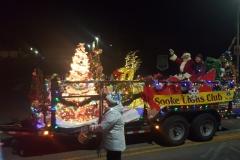 Lions Santa