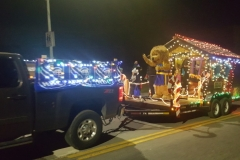 Royal Bank float